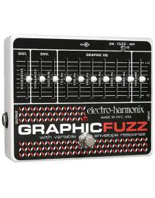 Electro-Harmonix Graphic Fuzz Pedal w/ Variable Envelope Response image