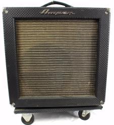 AMPEG Portaflex SB-12 Electric Bass Guitar Tube Amplifier Amp 1967 image