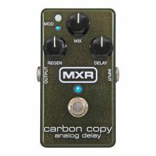 MXR Carbon Copy Analog Delay Pedal M-169 image