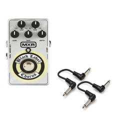 "MXR ZW38 ZAKK WYLDE Guitar Chorus Pedal w/ 2 FREE 6"" Cables FREE SHIPPING image"
