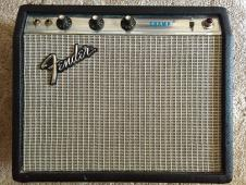 Fender Champ 1974 Silverface image