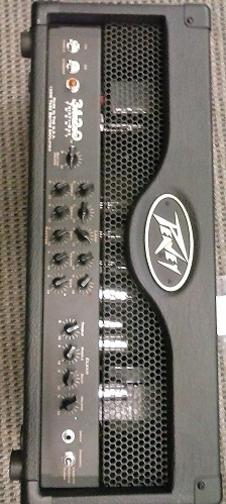 Peavey 3120 120W Head - Made in U.S.A. image