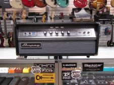 Ampeg V-4B 100w All-Tube Bass Head - Killer Bass tone! image