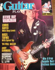 Guitar Player Magazines 1984 all 12 issues w/ Soundpages* image