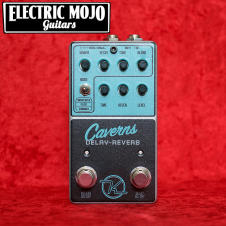 New Keeley Electronics Caverns Reverb Delay Pedal (Free Shipping) image