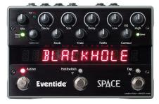 Eventide Space Reverb & Time Based Multi-FX Stompbox Processor image