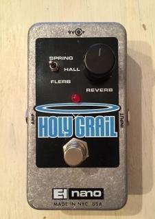 Electro-Harmonix Holy Grail Nano image