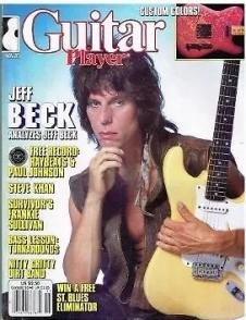 Guitar Player Magazine 1985 - all 12 issues w/ Soundpages* image
