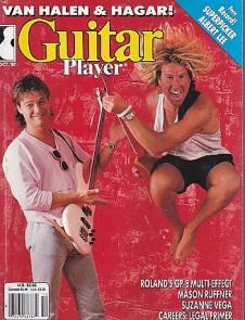 Guitar Player Magazine 1987 - all 12 issues w/ Soundpages* image