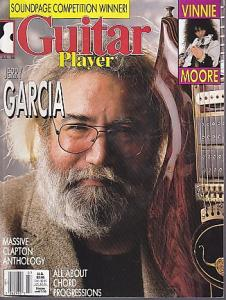 Guitar Player Magazine 1988 - all 12 issues w/ Soundpages* image