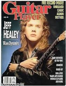 Guitar Player Magazine 1989 all 12 issues w/ Soundpages* image