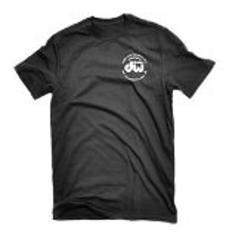 Drum Workshop DW T-Shirt PR25SSBL-L Large Black image