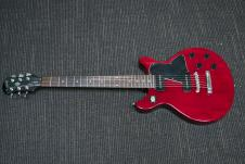 Epiphone Les Paul Double Cut Special 1998 Wine Red w/ OHSC image
