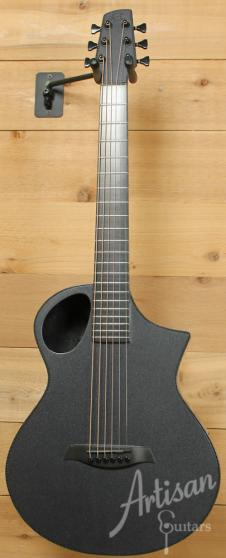 Composite Acoustics Cargo High Gloss Charcoal with LR Baggs Active Element image