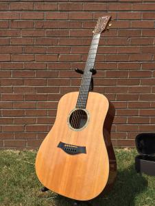2002 Taylor 510-LTD - Limited Edition - All Original with Case image