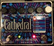 Electro Harmonix Cathedral Stereo Reverb image