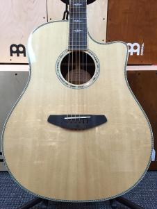 STORE DEMO Breedlove Stage Dreadnought Acoustic-Electric Guitar - FREE SHIP image