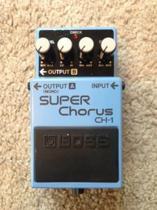 Boss CH-1 Super Chorus image