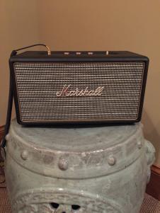 Marshall Stanmore Bluetooth Speaker image