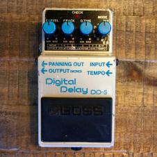 Boss DD-5 Digital Delay image