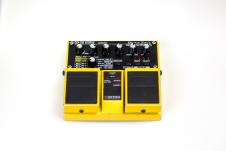 Boss OD-20 Overdrive/Distortion 2008ish Black & Yellow image
