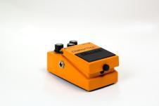 Boss DS-1 Distortion 2012 Orange image