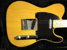 Fender American Deluxe Telecaster 2014 Butterscotch Blonde image