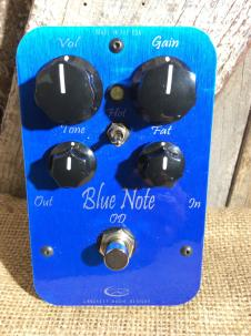 Used JD Rockett Blue Note Overdrive Pedal image