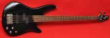 Ibanez SR300DX  Ebony / Black 4 String Bass Professionally Setup! image