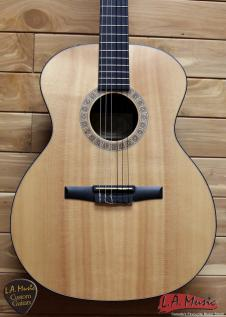 Taylor NS24E Nylon-String Grand Auditorium Acoustic-Electric Guitar USED image