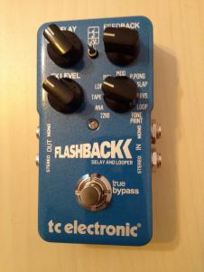 TC Electronic Flashback Delay - Excellent! image