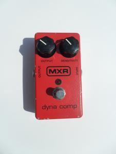 MXR M-102 Dyna Comp 2007 Red image