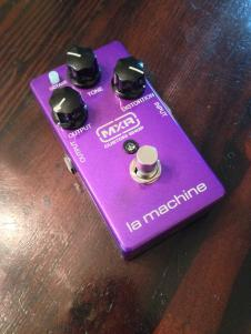 MXR  La Machine 2015 Sparkle Purple image