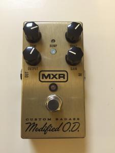 MXR Custom Badass Modified Overdrive image