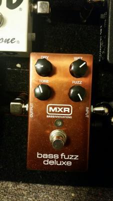 MXR M84  Bass Fuzz Deluxe image
