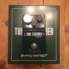 Ibanez Hand Wired Tubescreamer TS 808HW image