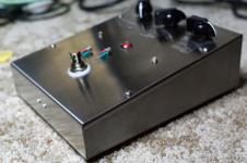 Fool Audio Research Infinite Fuzz - Hand-Wired Fuzz Face Clone - Germanium AC128 image