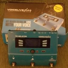 TC Helicon VoiceLive Play 2015  Blue image