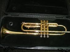 Bach 1530 Student Trumpet image