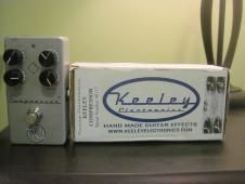 Keeley 4 Knob Compressor image