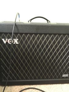 Vox Bruno TB18 Black image