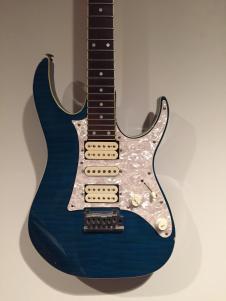 Ibanez RT RT 650 1990? Blue Pearloid image