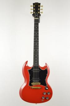 Gibson SG Special 1993 Hot Rod Fire Engine Red image