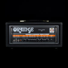 Orange DD100H Dual Dark 100 Watt Guitar Head image