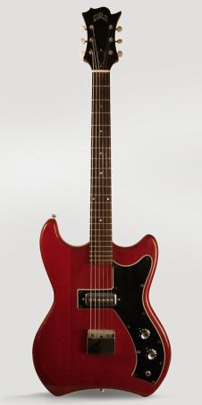 Guild S-50 Jet Star Model Solid Body Electric Guitar 1964 image