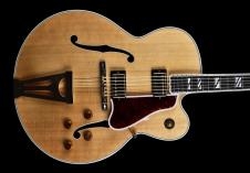 Gibson Super 400 CES Thinline  2012 Natural image