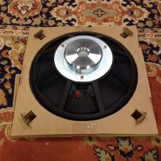 Weber NeoMag 15 8 Ohm Neodymium Speaker - JBL D130 image