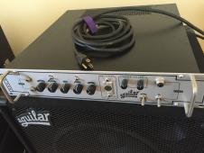 Aguilar DB359 Tube Bass Amp image