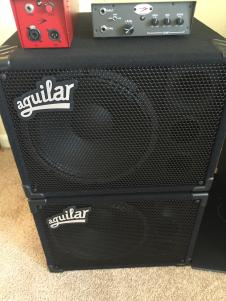 Aguilar GS112 w/Cover image