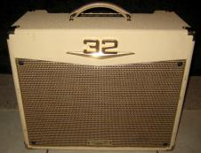 Crate  V32 Class A 112 Combo Guitar Amp Reverb Celestion image